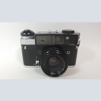 Soviet film camera Kiev 5. To choose and buy a gift for a collector.