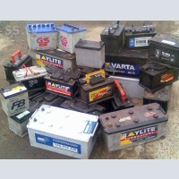 We buy and remove old used batteries