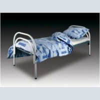 Metal beds at wholesale price for construction projects