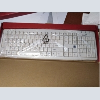 Keyboard, model Genius KB-06(X/X2/XE) USB, white