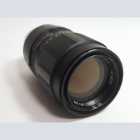 Soviet Telephoto lens Jupiter 21 M. Focal distance 4/200 mm. Thread 42 mm. to Choose and buy.