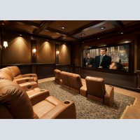 Installation. Setting up a home theater system. Installation home theater
