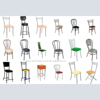Chairs of all types from the manufacturer.
