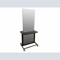 "Double-sided hairdressing mirror ""Melis"""
