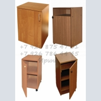Tables m cupboards for military objects
