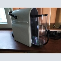 The capsule type coffee machine krups inissia xn100110