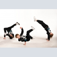 Break Dance for children from 5 years.