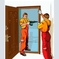 Locks,doors, Installation of doors,replacement of locks,repair and autopsy.