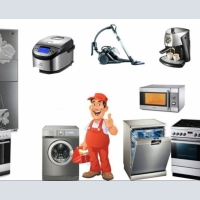 Connection and installation of any household appliances. Call will advise