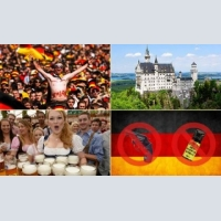 GERMANY and the BENELUX States